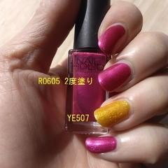RO605 YE507