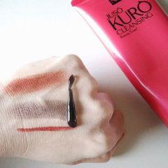 NAKUNA-RE JUSO KURO CLEANSING