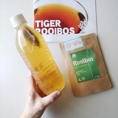 TIGER 生葉(ナマハ)ルイボスティー ペットボトル用